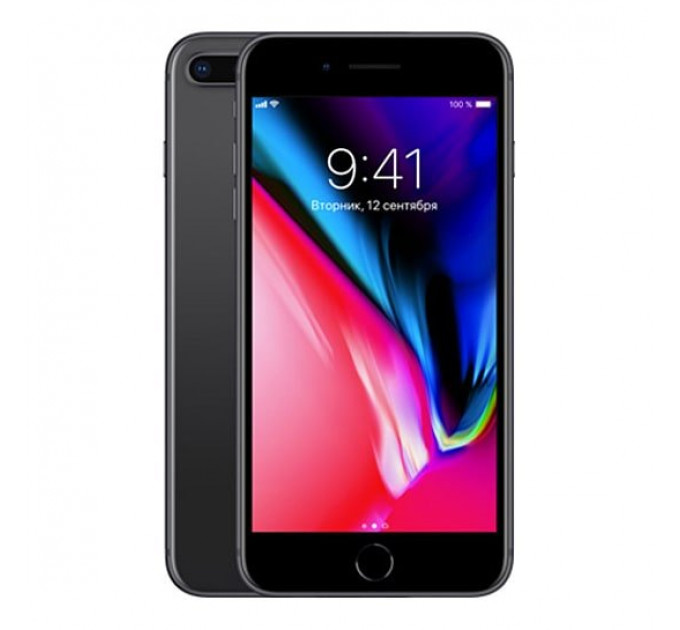 Б/У Apple iPhone 8 Plus 64Gb Space Gray (4)