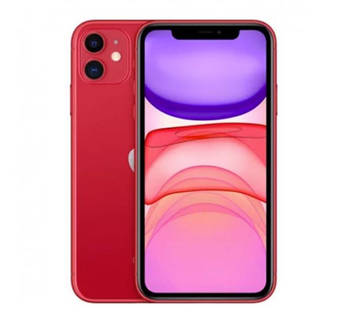 Apple iPhone 11 128 Gb Red (Красный)
