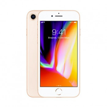 Б\У Apple iPhone 8 64Gb Gold (Золотой) (5)