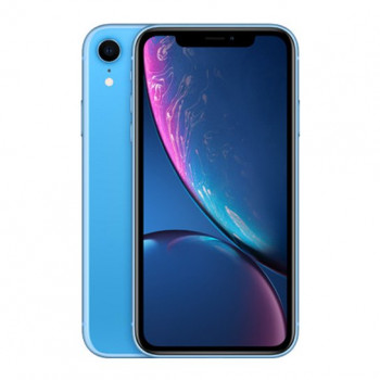 Apple iPhone XR 128 Gb Blue (Голубой) Dual SIM