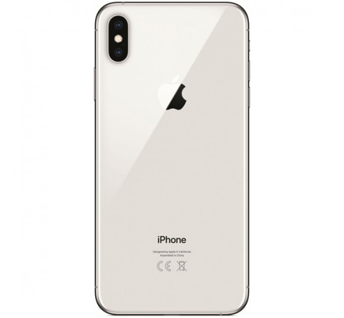 Apple iPhone XS Max 256 Gb Silver (Серебристый) Dual SIM