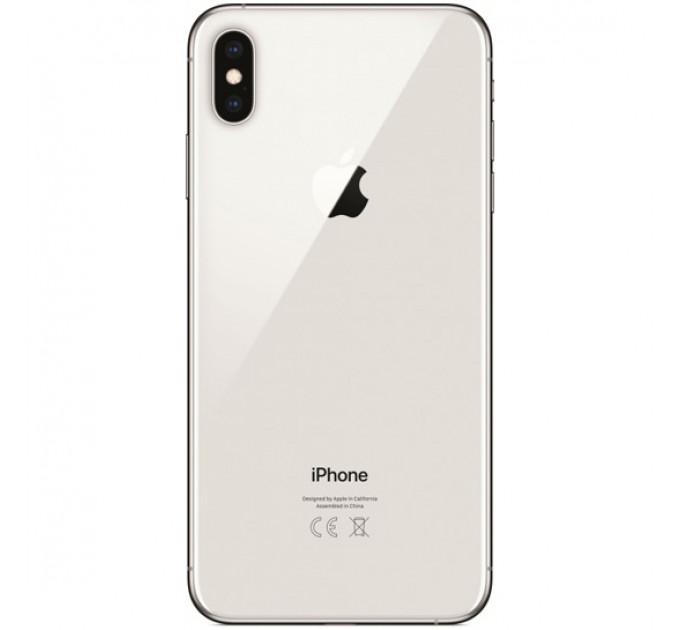 Apple iPhone XS Max 512 Gb Silver (Сріблястий) Dual SIM