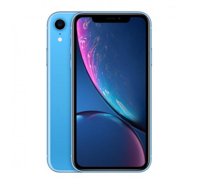 Б/У Apple iPhone XR 128 Gb Blue (5)