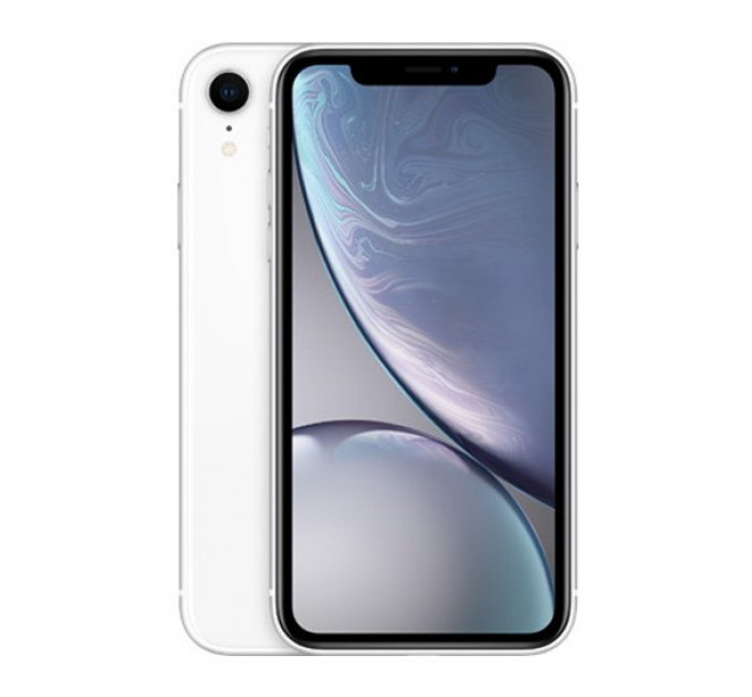 Б/У Apple iPhone XR 128 Gb White (5)