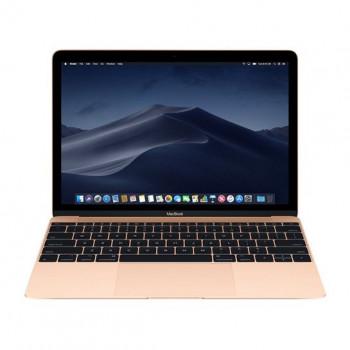 "Ноутбук Apple MacBook 12"", 512Gb Gold (Золотой), 2018, MRQP2"