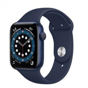 Смарт-годинник Apple Watch Series 6 GPS 40mm Blue Aluminium Case with Sport Band (MG143)