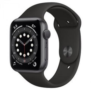 Смарт-годинник Apple Watch Series 6 GPS 44mm Space Gray Aluminium Sport Band (M00H3)